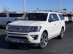 2021 Ford Expedition Max Platinum 4x4 SUV