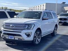 2021 Ford Expedition Max Platinum 4x4**Custom** SUV