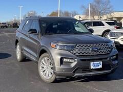 2021 Ford Explorer Limited Hybrid 4x4 SUV