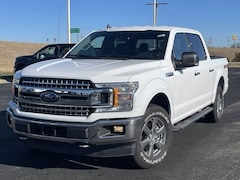 2020 Ford F-150 Supercrew XLT Chrome 4x4 Truck