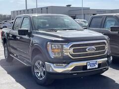2021 Ford F-150 Supercrew XLT Chrome 4x4 Truck