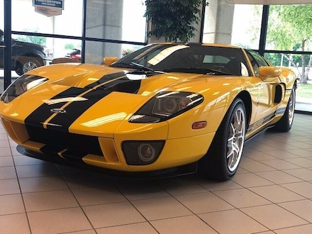 2005 Ford GT 2DR CPE Coupe