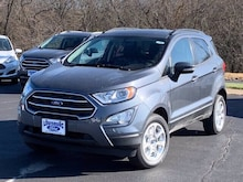2020 Ford EcoSport SE 4X4 ** Retired Courtesy Car ** SUV