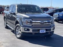 2018 Ford F-150 Supercrew Lariat Chrome 4X4 Truck