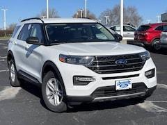 2021 Ford Explorer XLT 4x4 SUV