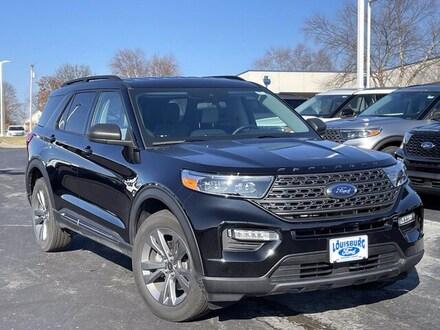 2021 Ford Explorer XLT 4x4 ** Retired Courtesy Car ** SUV