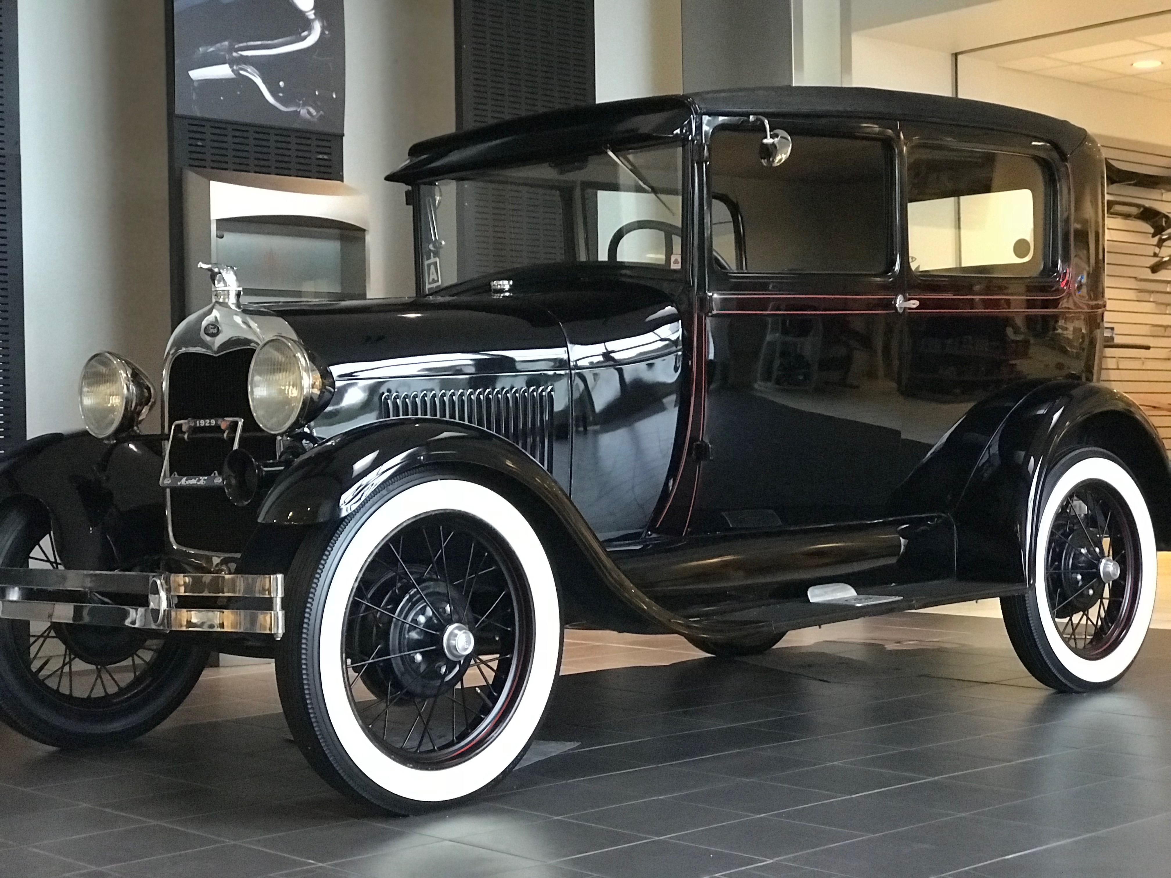 Used 1929 Ford Model A For Sale At Marshall Auto Group Vin Rhmarshallautogroup: Vin Number Location On 1929 Model A At Gmaili.net