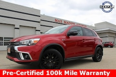 New 2018 Mitsubishi Outlander Sport 2.0 LE SUV for sale in Aurora, IL at Max Madsen's Aurora Mitsubishi