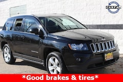 Used 2016 Jeep Compass Sport SUV for sale in Aurora, IL at Max Madsen's Aurora Mitsubishi