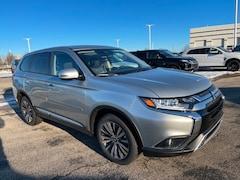 New 2020 Mitsubishi Outlander SE CUV for Sale in Aurora, IL at Max Madsen's Aurora Mitsubishi