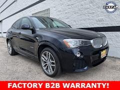 Used 2018 BMW X4 xDrive28i SUV for Sale at Max Madsen's Aurora Mitsubishi