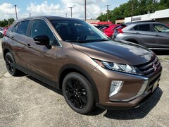 New 2020 Mitsubishi Eclipse Cross LE CUV JA4AS4AA7LZ001847 for sale in Aurora, IL at Max Madsen's Aurora Mitsubishi