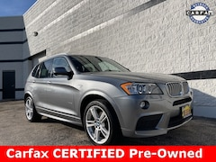 Used 2014 BMW X3 xDrive35i SUV for Sale at Max Madsen's Aurora Mitsubishi
