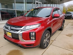 New 2020 Mitsubishi Outlander Sport 2.0 ES CUV for sale in Aurora, IL at Max Madsen's Aurora Mitsubishi