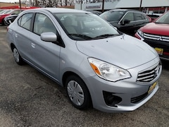 New 2019 Mitsubishi Mirage G4 ES Sedan for sale in Aurora, IL at Max Madsen's Aurora Mitsubishi