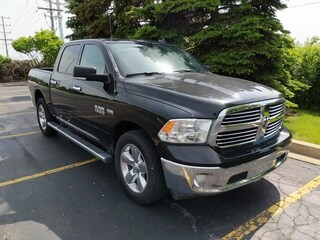 Used 2017 Ram 1500 Big Horn Truck DD10744 for sale in Downers Grove, IL at Max Madsen Mitusbishi