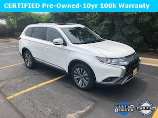 Used 2019 Mitsubishi Outlander GT SUV DD10832 for sale in Downers Grove, IL at Max Madsen Mitusbishi