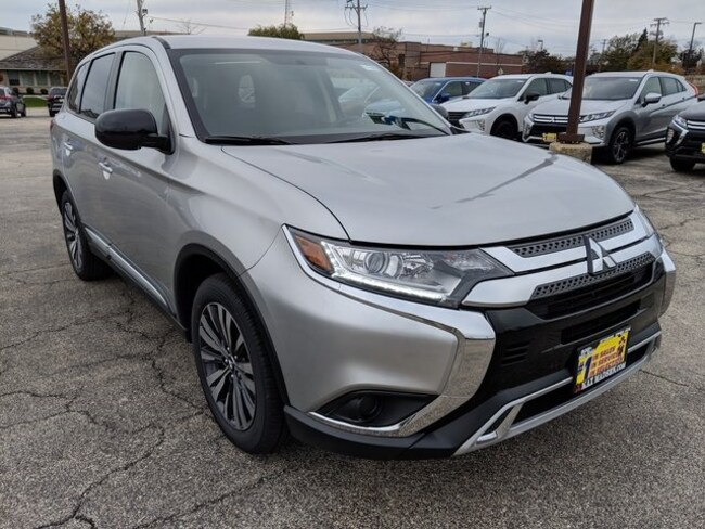 New 2019 Mitsubishi Outlander ES CUV for sale in Aurora, IL at Max Madsen's Aurora Mitsubishi