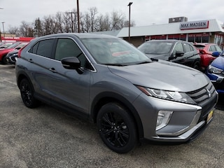 New 2018 Mitsubishi Eclipse Cross 1.5 LE CUV for Sale in Downers Grove, IL at Max Madsen Mitsubishi