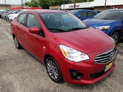 New 2019 Mitsubishi Mirage G4 ES Sedan ML32F3FJ1KHF11171 for Sale at Max Madsen's Aurora Mitsubishi