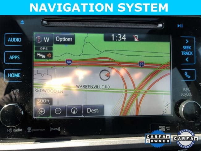 2016 toyota tacoma navigation system