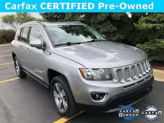 2016 Jeep Compass High Altitude SUV for Sale in Downers Grove at Max Madsen Mitsubishi