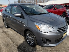 New 2019 Mitsubishi Mirage G4 ES Sedan ML32F3FJXKHF06406 for sale at Max Madsen Mitsubishi