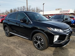 New 2019 Mitsubishi Eclipse Cross 1.5 SEL CUV JA4AT5AA8KZ022630 for Sale at Max Madsen's Aurora Mitsubishi