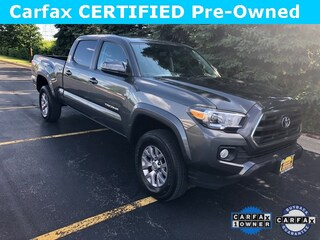 Used 2016 Toyota Tacoma SR5 Truck DD10837 for sale in Downers Grove, IL at Max Madsen Mitusbishi