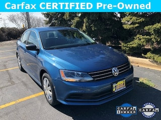 2016 Volkswagen Jetta 1.4T S Sedan for Sale in Downers Grove at Max Madsen Mitsubishi