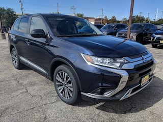 New 2019 Mitsubishi Outlander ES CUV for Sale in Downers Grove at Max Madsen Mitsubishi