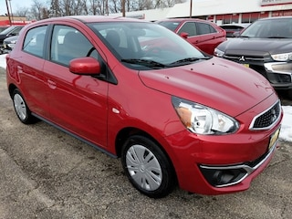 New 2019 Mitsubishi Mirage ES Hatchback ML32A3HJ0KH004304 for Sale in Downers Grove at Max Madsen Mitsubishi