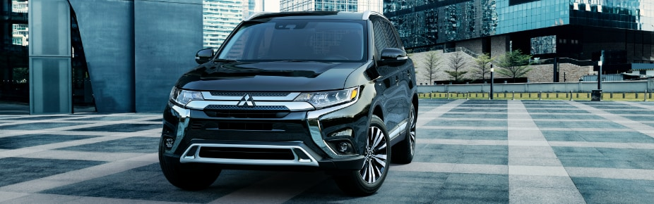 2019 Mitsubishi Outlander SUVs Near Chicago
