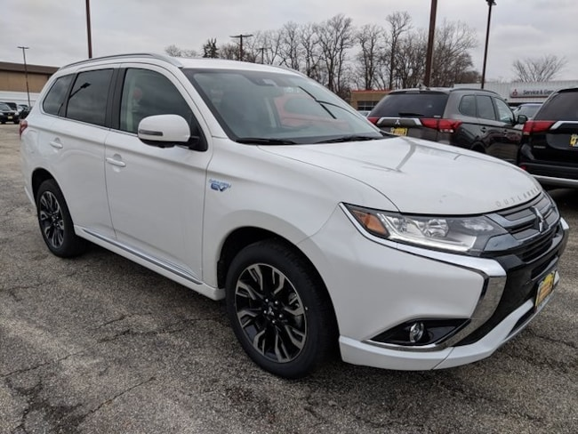 New 2018 Mitsubishi Outlander PHEV GT CUV for sale in Aurora, IL at Max Madsen's Aurora Mitsubishi