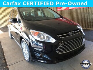 Used 2016 Ford C-Max Energi SEL Hatchback PD10697 for sale in Downers Grove, IL at Max Madsen Mitusbishi