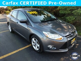 2012 Ford Focus SE Sedan for Sale in Downers Grove at Max Madsen Mitsubishi