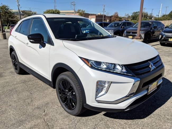 New 2019 Mitsubishi Eclipse Cross 1.5 LE CUV for Sale in Downers Grove at Max Madsen Mitsubishi