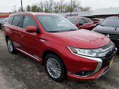 New 2019 Mitsubishi Outlander PHEV SEL CUV for sale in Aurora, IL at Max Madsen's Aurora Mitsubishi