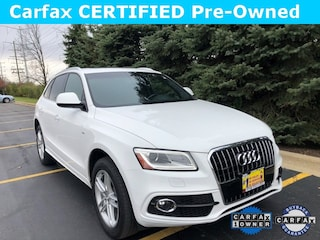 Used 2016 Audi Q5 3.0T Premium Plus SUV DD10646 for sale in Downers Grove, IL at Max Madsen Mitusbishi