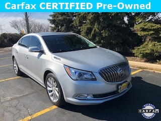 2014 Buick Lacrosse Leather Group Sedan for Sale in Downers Grove at Max Madsen Mitsubishi