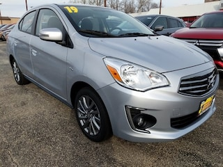 New 2019 Mitsubishi Mirage G4 SE Sedan for sale in Downers Grove, IL at Max Madsen Mitsubishi