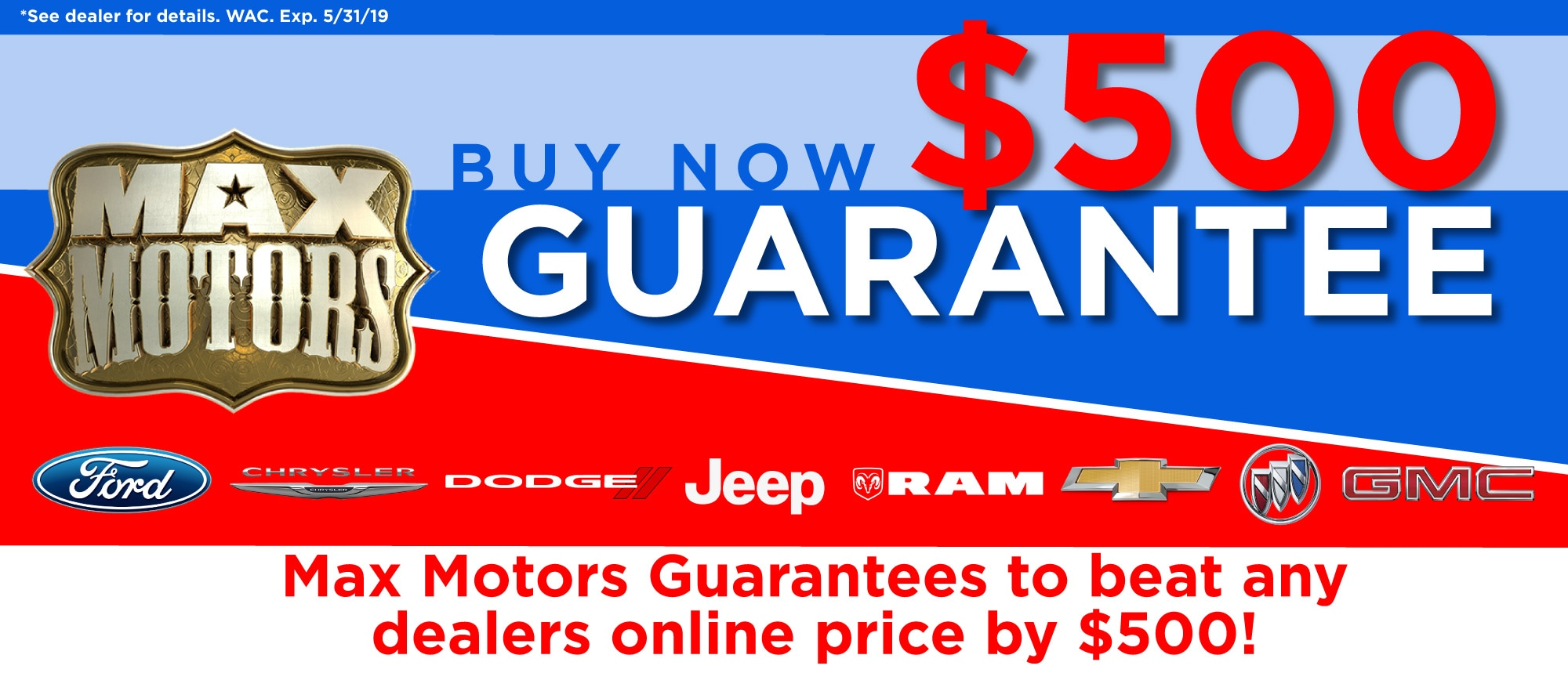 Max Motors Dealerships New Dodge Jeep Buick Chevrolet Ford