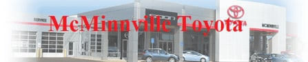 McMinnville Toyota