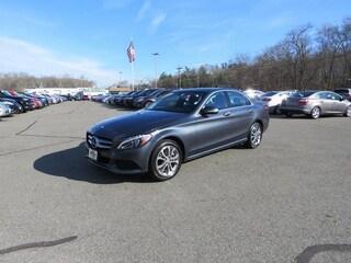 Used 2015 Mercedes-Benz C-Class C 300 4MATIC Sedan For Sale in Abington, MA