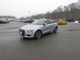 Used 2017 Audi A3 2.0T Premium Sedan For Sale in Abington, MA