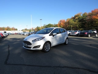 Used 2019 Ford Fiesta SE Hatchback For Sale in Abington, MA