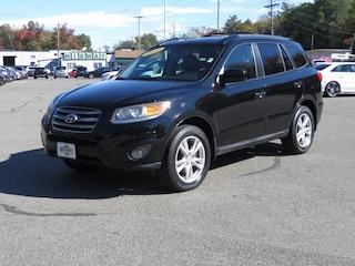 Used 2012 Hyundai Santa Fe Limited V6 SUV For Sale in Abington, MA