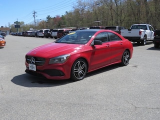 Used 2018 Mercedes-Benz CLA 250 4MATIC Coupe For Sale in Abington, MA