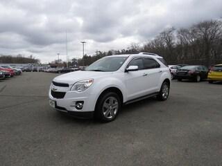 Used 2014 Chevrolet Equinox LTZ SUV For Sale in Abington, MA