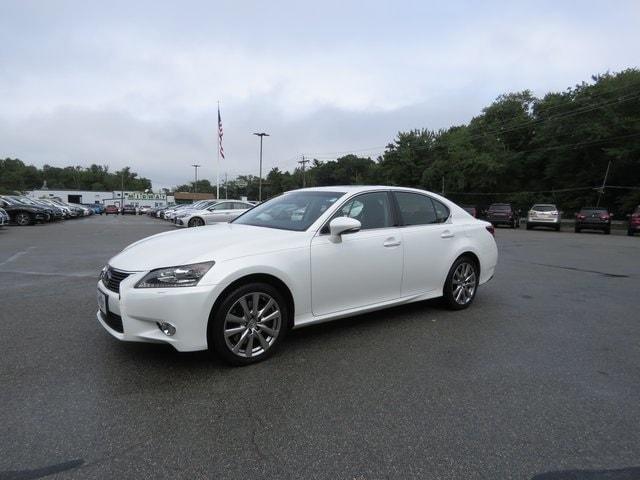 Used 2015 Lexus Gs 350 For Sale In Abington Ma Vin Jthce1bl7fa002521
